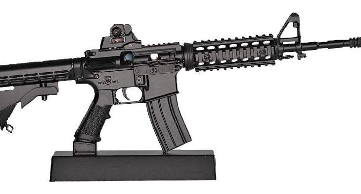 Responsible Gun Owner Owns a Gun Safe